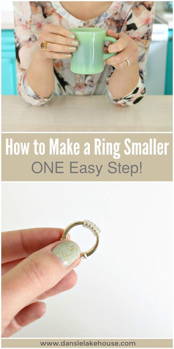 How to temporarily make a ring smaller dans le lakehouse
