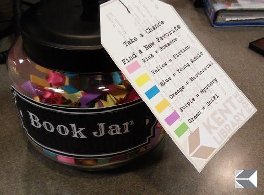 Resultado de imagem para book jar