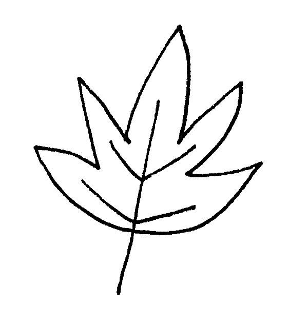 7 Ways To Draw Fall Leaves Fall Leaves Drawing