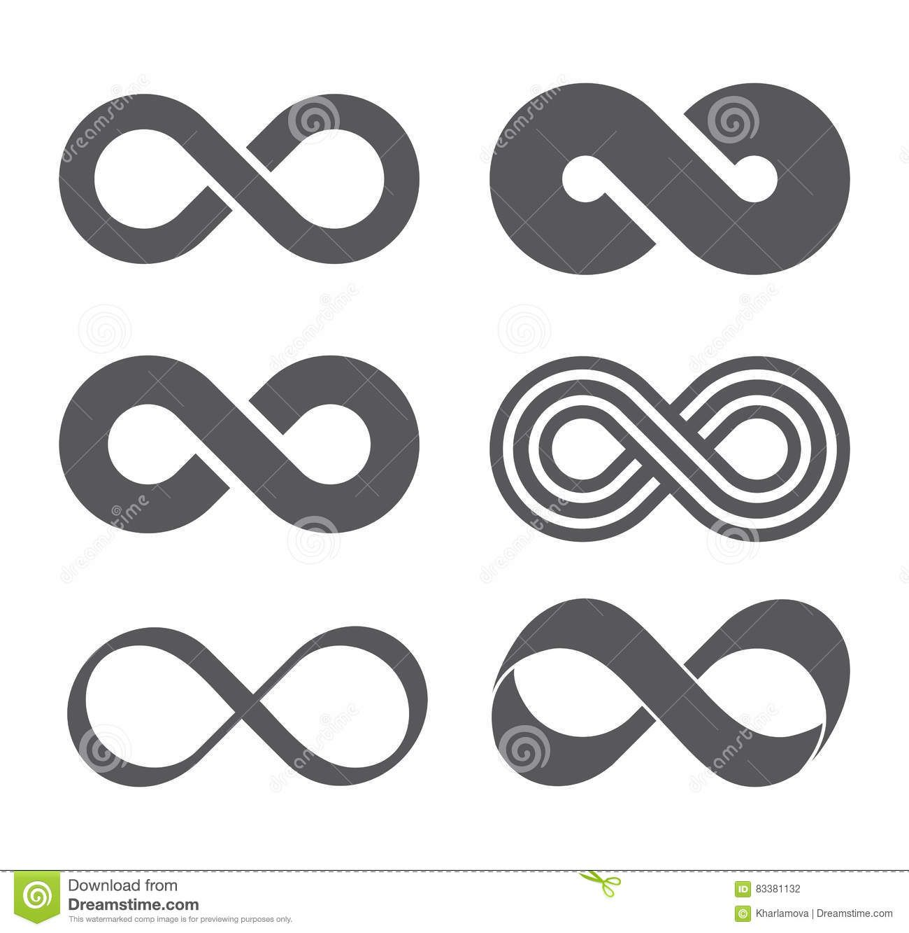 Infinity Sign Mobius Strip Photo About Icon Internet Dimension Line Illustration Infinite Curve Interla Mobius Strip Infinity Sign Mobius Strip Tattoo