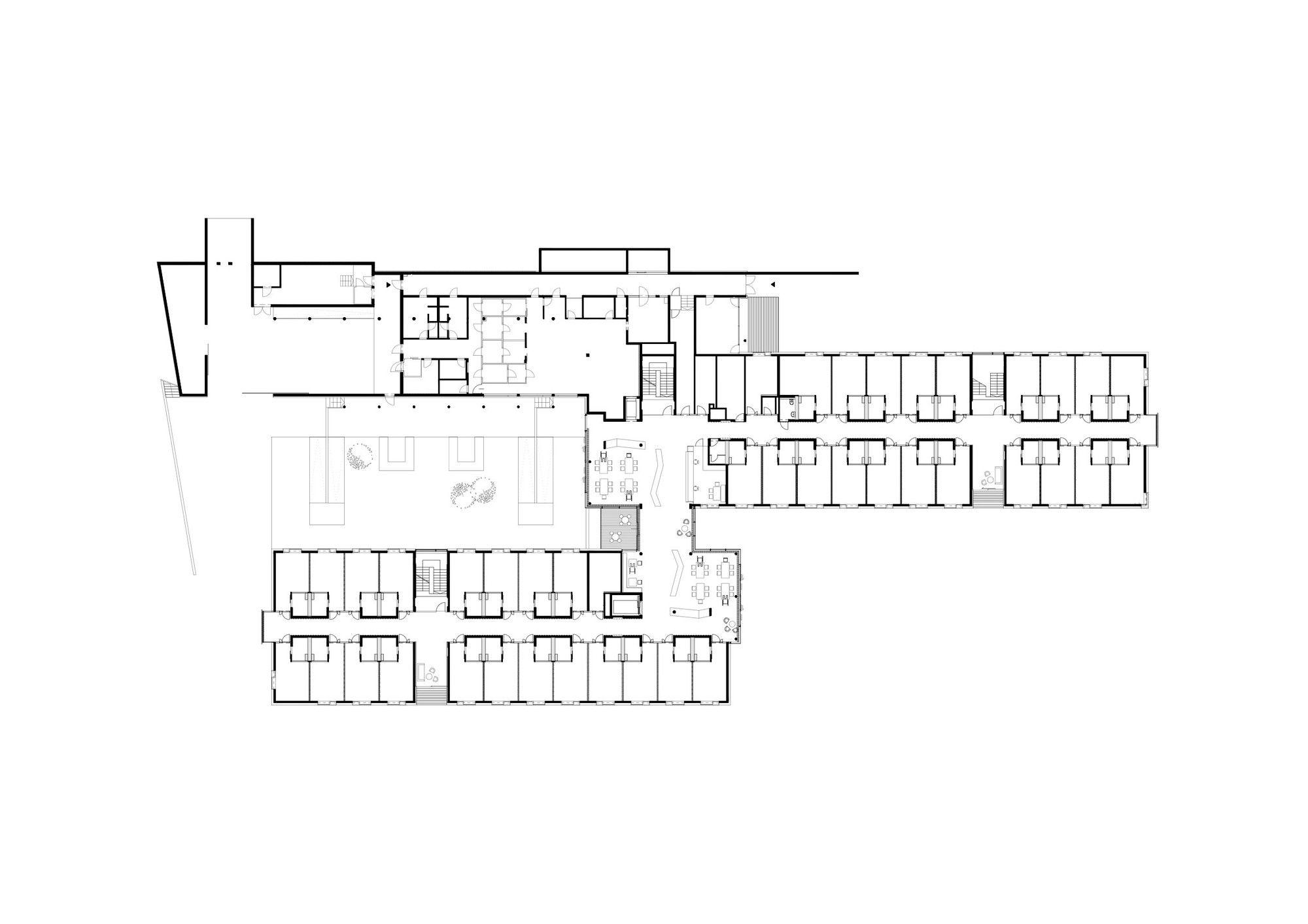 Gallery of Nursing Home / Gärtner+Neururer - 13   Galleries, Urban ...