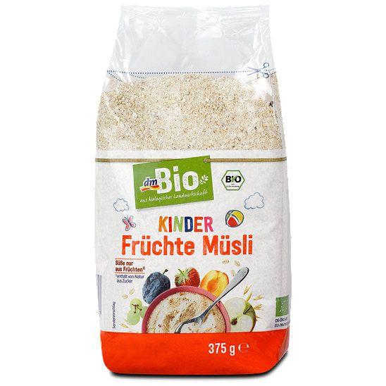 pretty nice 08e8a fc05d dmBio Kinder Früchte Müsli - Müsli & Cerealien | Gsunds ...