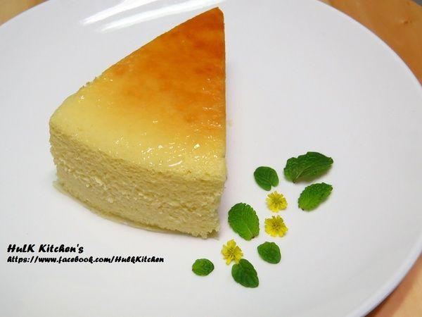 蜂蜜輕乳酪蛋糕食譜、作法   Hulk 's kitchen 的多多開伙食譜分享