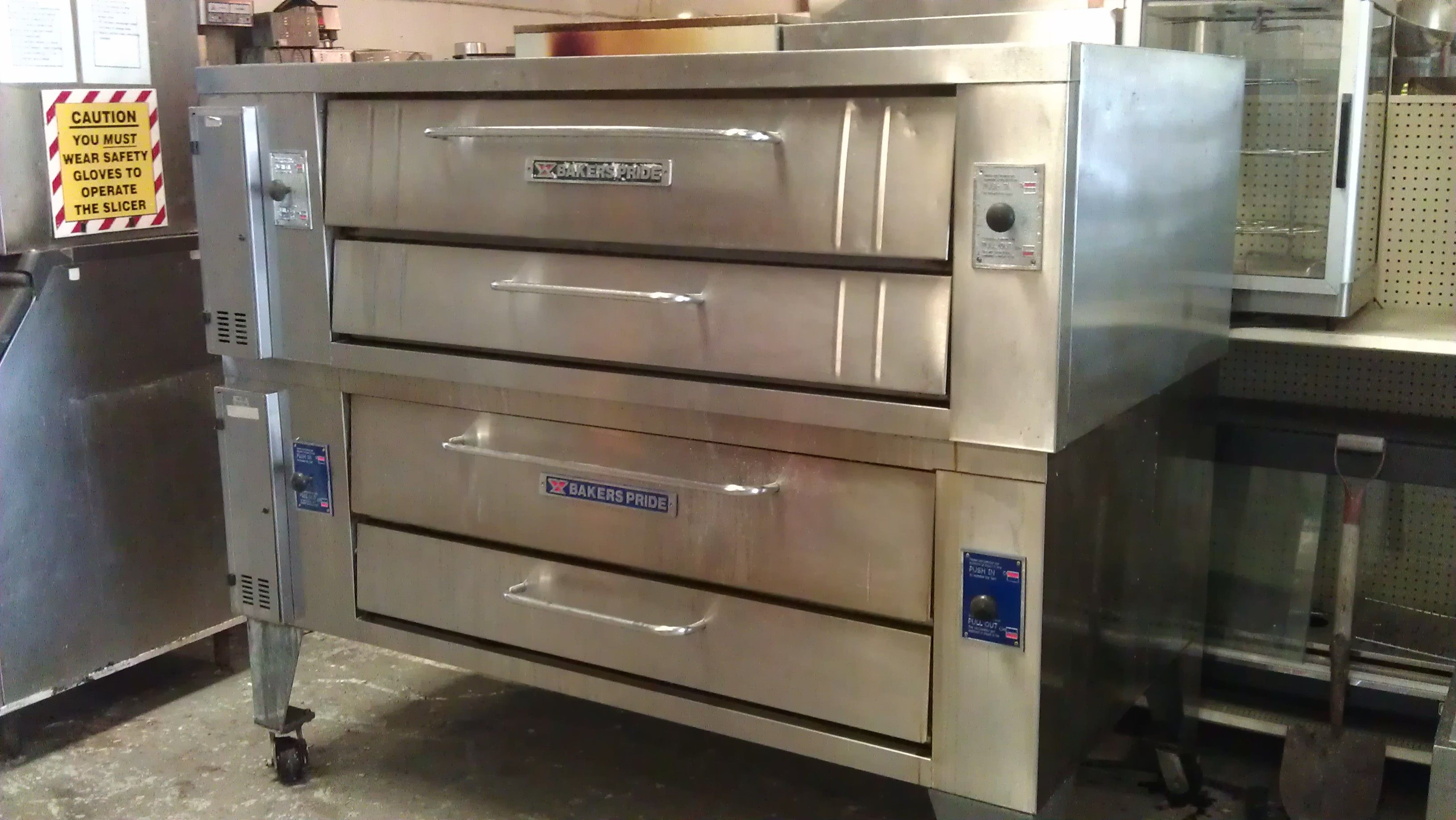 awesome gas new burners of countertop oven pizza lincoln double induction ovens impinger