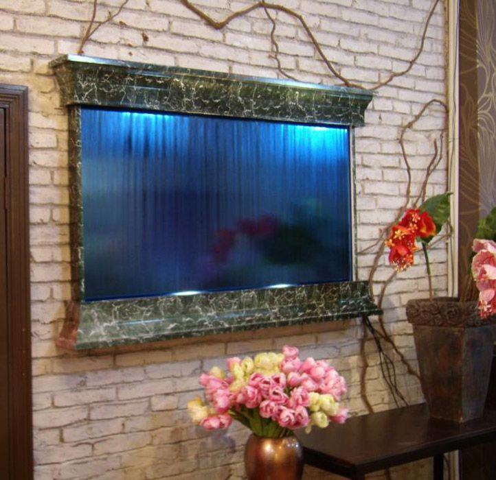 25 Gorgeous Indoor Water Fountains (Pictures)   Indoor water ...