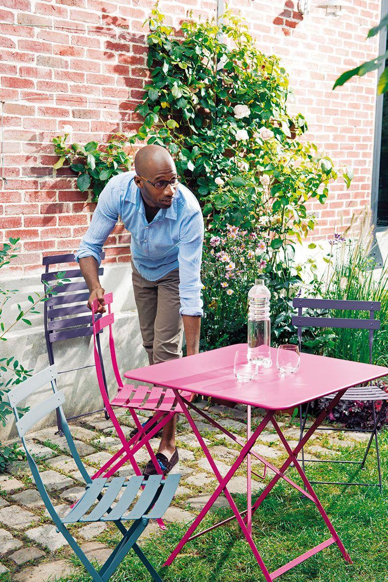 Mobilier FERMOB : Misez sur la couleur pour un #jardin pétillant ...