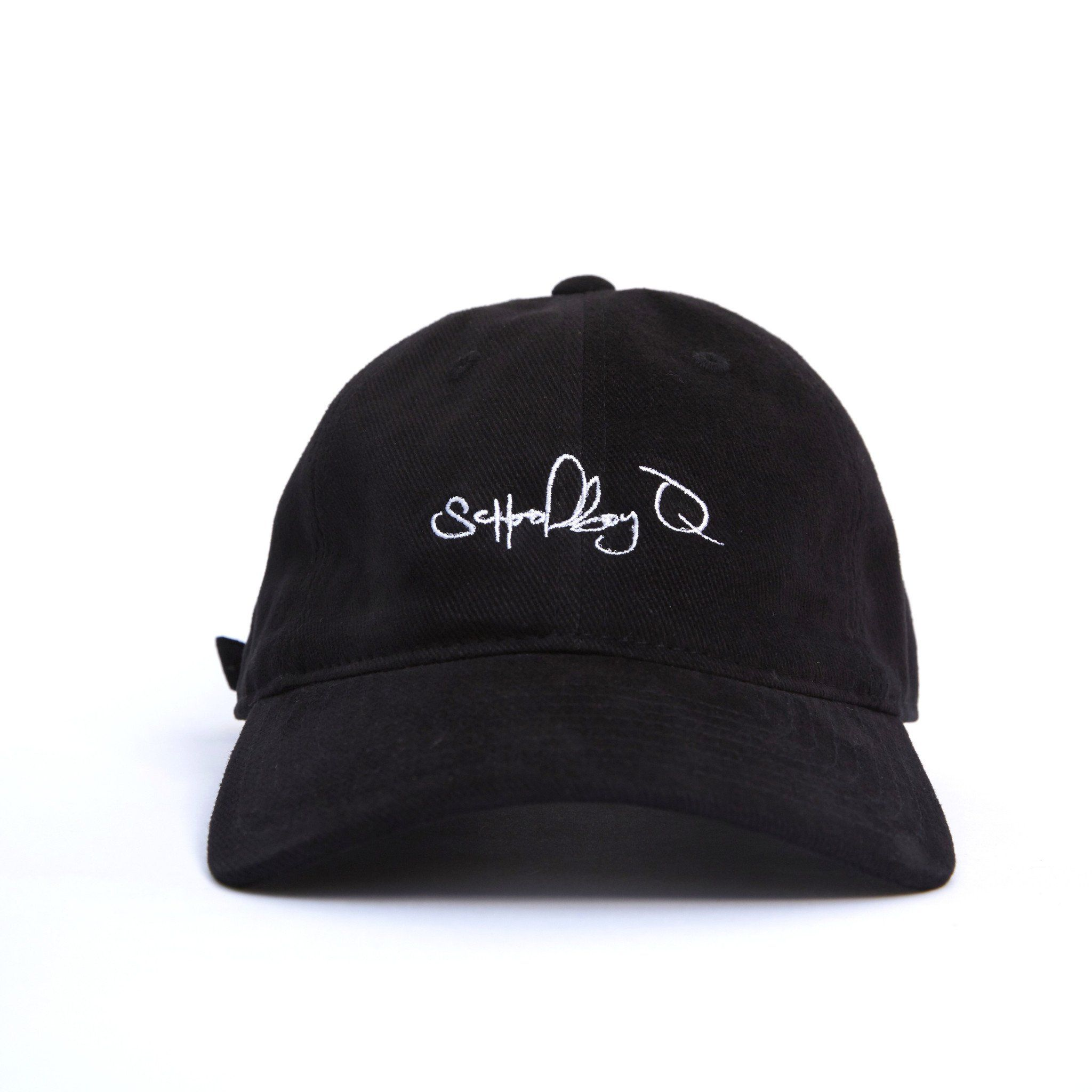 7c36fb343e3981 ScHoolBoy Q Hat (Black) | Dad Hats | Hats, Schoolboy q, Dad hats