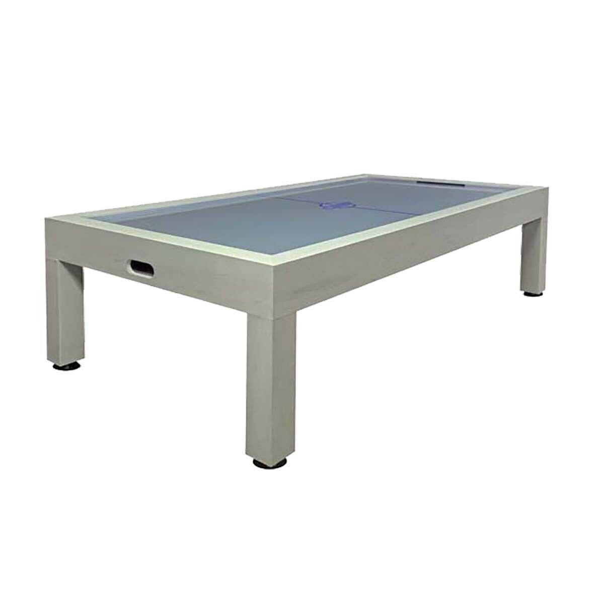 Dynamo Astoria Air Hockey Table Driftwood Maple In 2020 Air Hockey Table Air Hockey Home