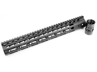 Noveske NSR Keymod Customizable Free Float Handguard AR-15