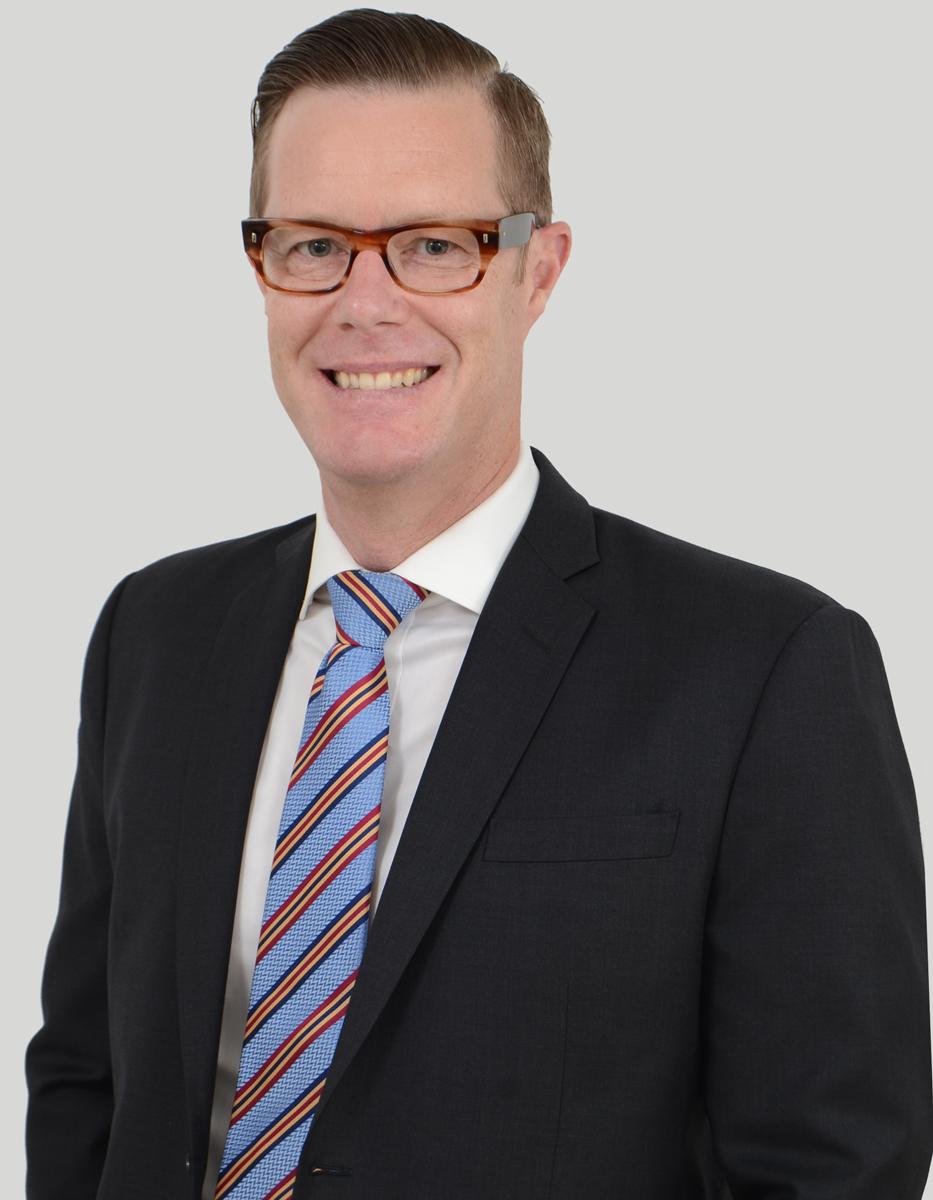 Stuart Thomson vice président des Ressources Humaines - Kerzner International Holdings