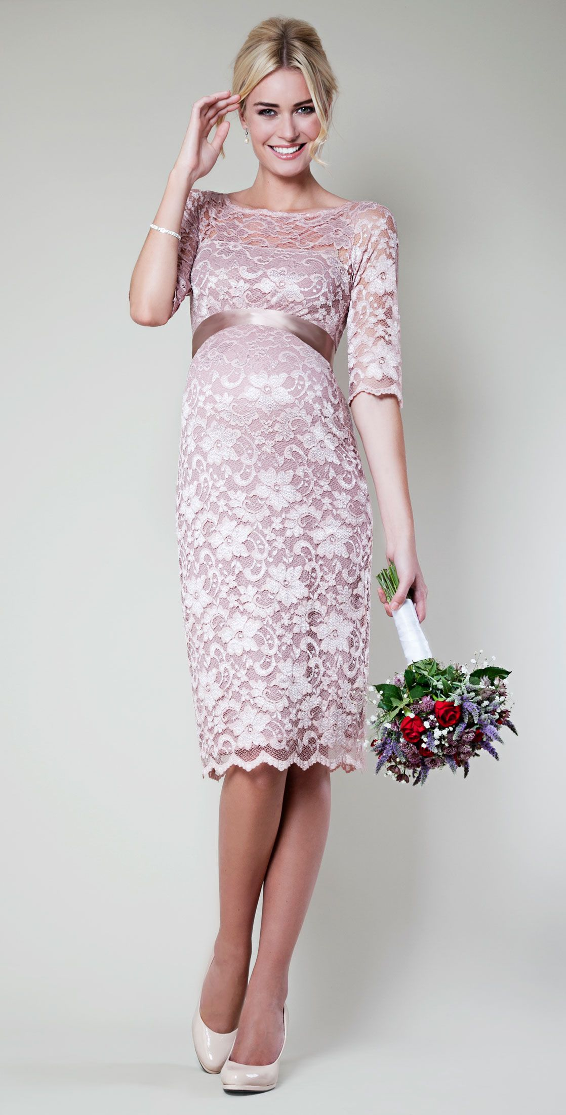 Amelia dress short easy people and tiffany rose amelia lace maternity dress short vintage rose maternity wedding dresses evening wear and party clothes by tiffany rose ombrellifo Choice Image