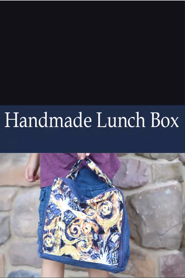 Photo of Lunch Bag Pattern