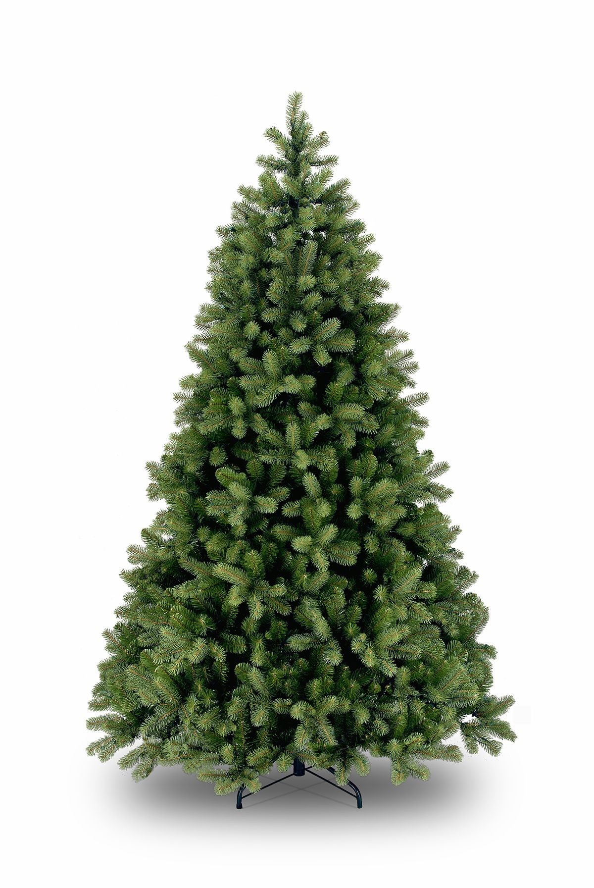 7ft Bayberry Spruce Feel-Real Artificial Christmas Tree | Christmas ...
