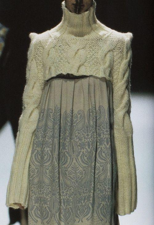 knitGrandeur: Undercover F/W 1997-1998