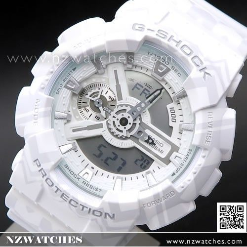 Casio G-Shock Ethnic and Retro Patterns Analogue Digital Limited Sport  Watch GA-110TP 4aa2a68d33