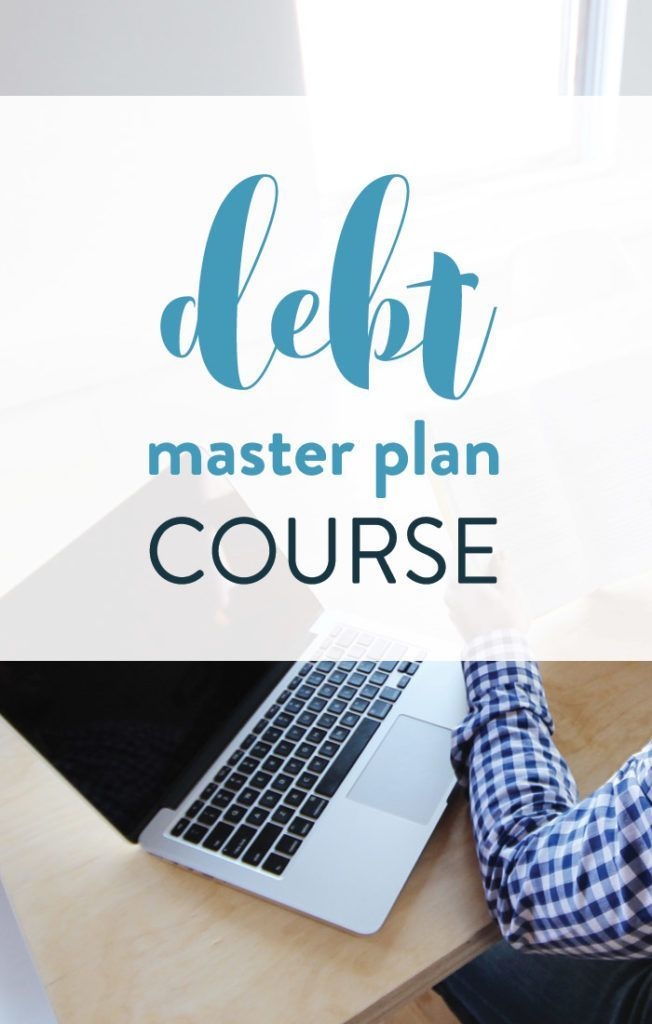 The Debt Master Plan - A Free Debt Payoff Course from Financial Best - free debt reduction spreadsheet