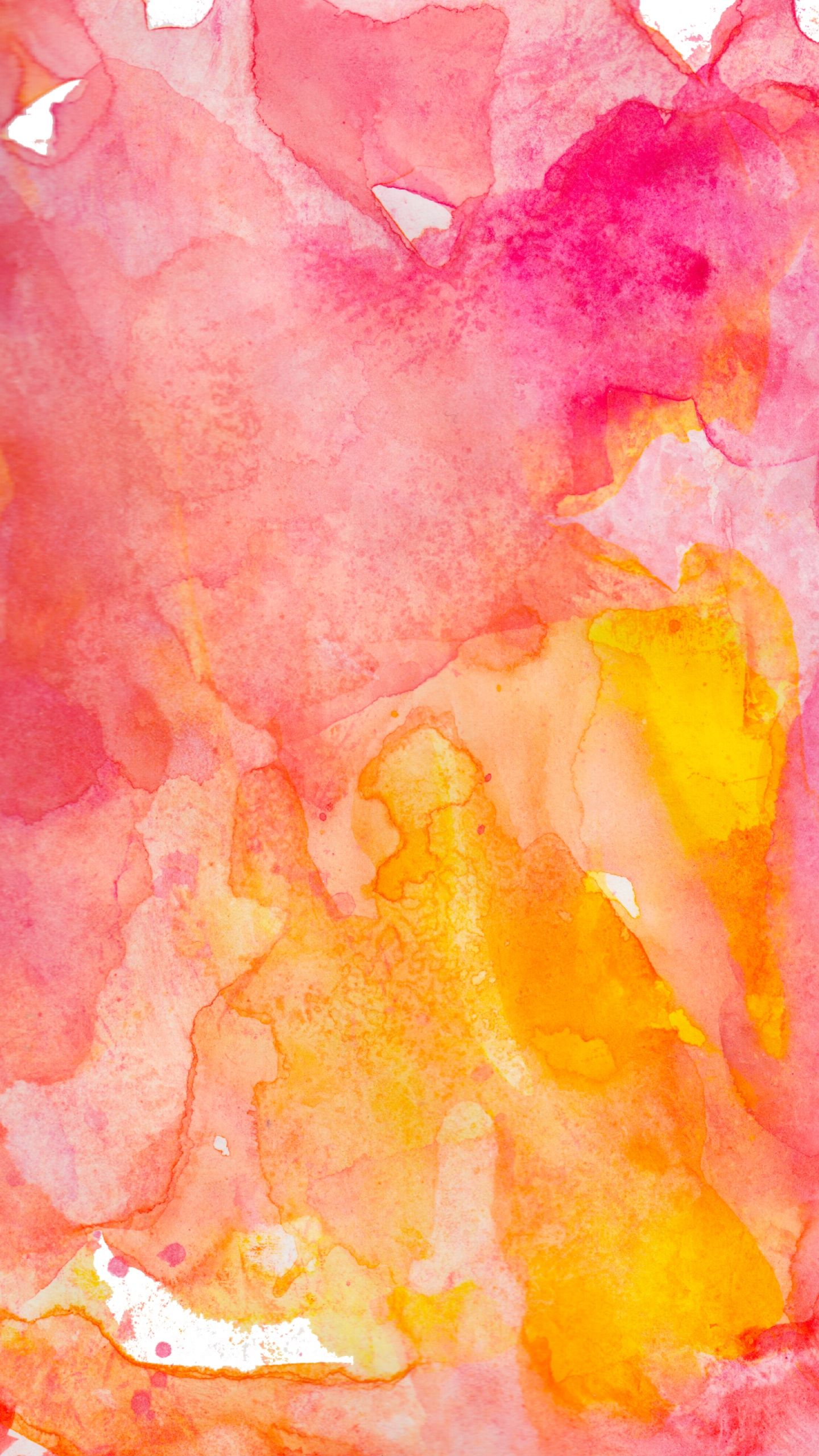 Freebie Watercolor Wednesday Mobile Wallpapers Wall Paper