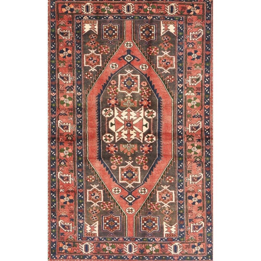 Traditional 2833 area rug - 5'0