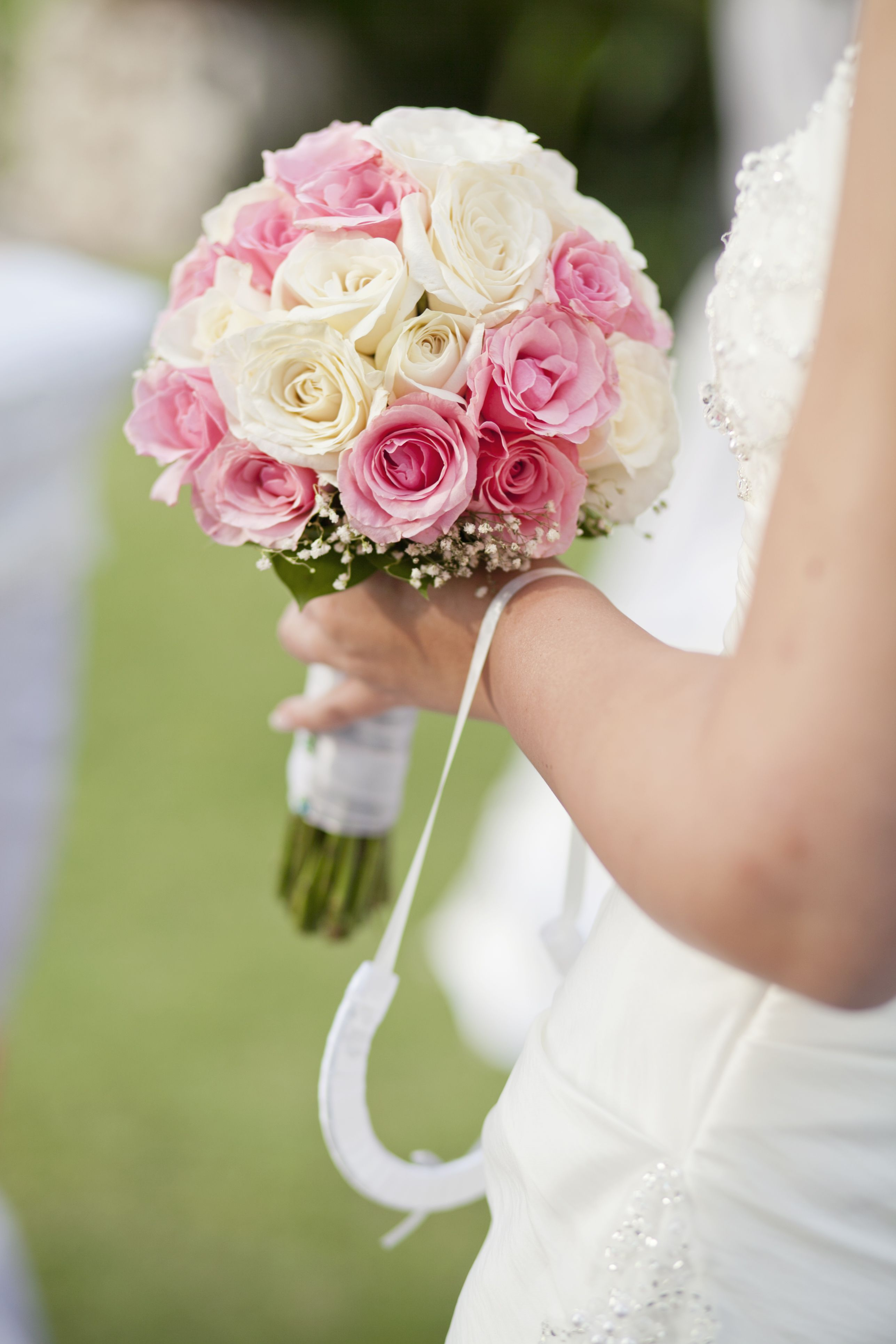 Bespoke bridal bouquet to make your special day more special.