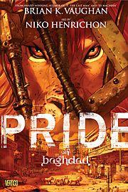 Pride of Baghdad - Brian K. Vaughan