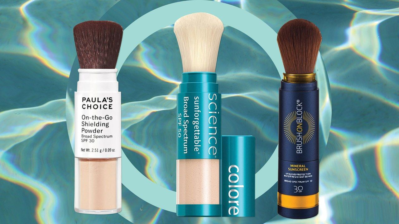 "Here's Why You Should Try ""Powdered Sunscreen"" This Summer"
