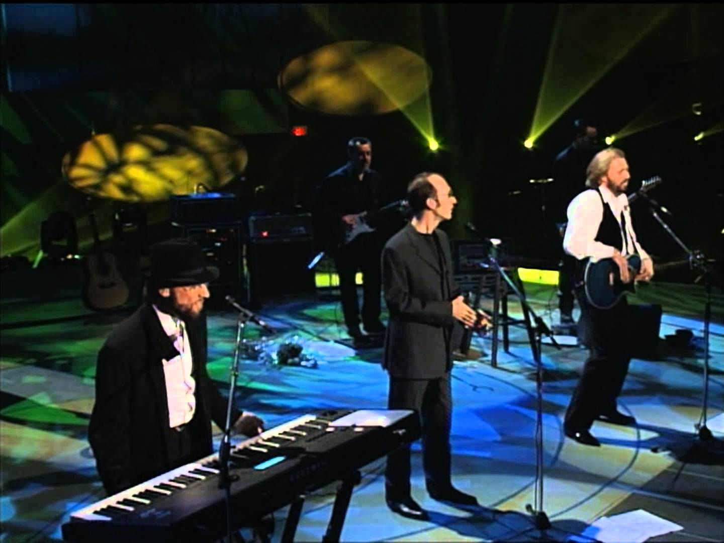 Bee Gees Islands In The Stream Live In Las Vegas 1997 One