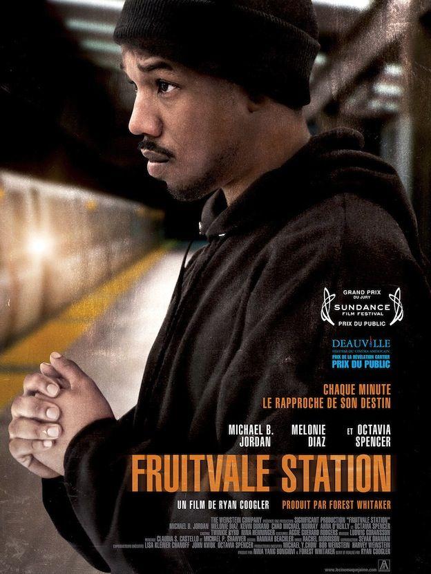 Fruitvale Station de Ryan Coogler en salles françaises aujourd'hui mercredi 1er janvier 2014 !!