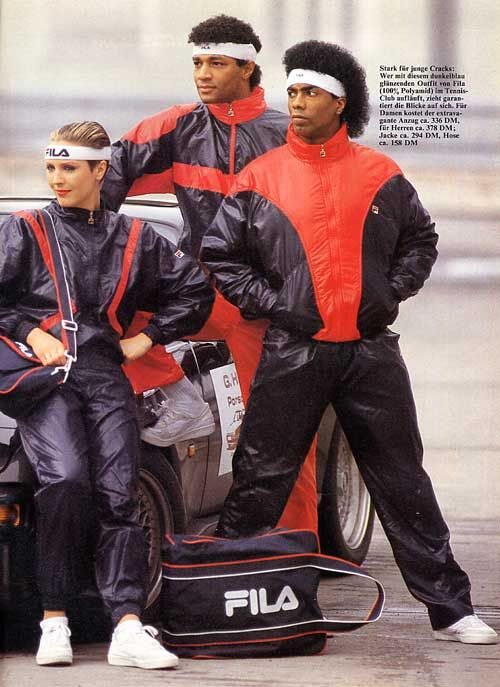 Do you remember? Worst fashion trends. | Reebok dance, 80s