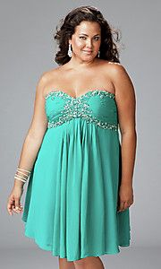 I want a do-over for my prom.  It still makes me sad when I think about the hideous shapeless number I had to wear.