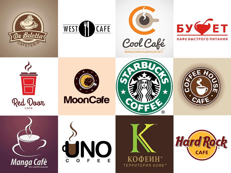Ideas de Nombres para Cafeterías - Logos para tu Cafeteria ...