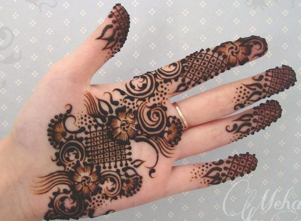 Mehndi Designs Palm : Henna palm google search pinterest