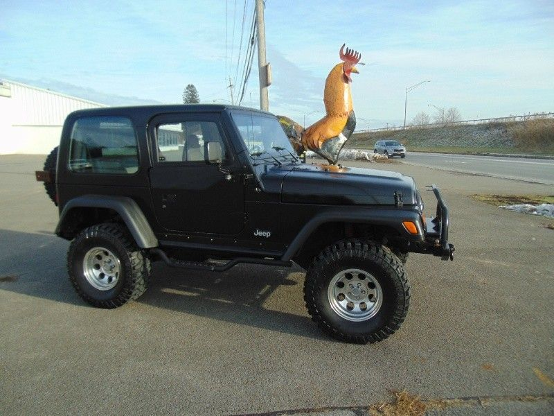 1998 Jeep Wrangler 2dr Sport Cars Rome, NY at Geebo