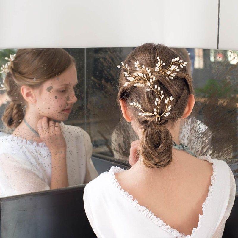 Adornos Para Peinados De Ninas