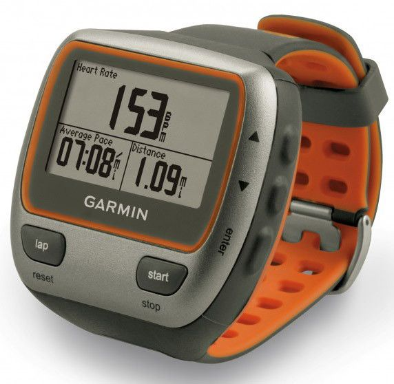Garmin Forerunner 310XT Sports Watch, Heart Rate Monitor & GPS Activity Tracker $399 - a watch that can motivate you whether running, cycling or swimming