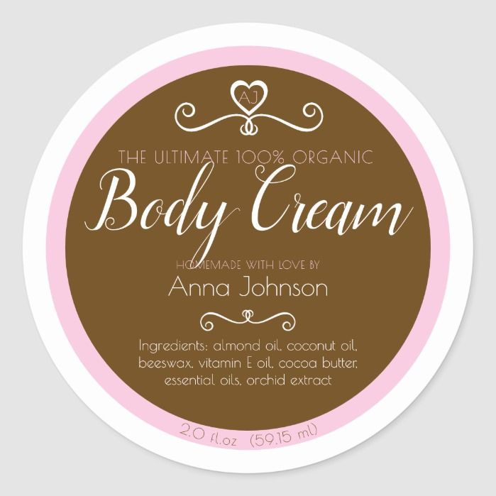 It's just a picture of Bright Body by Vi Ingredients Label