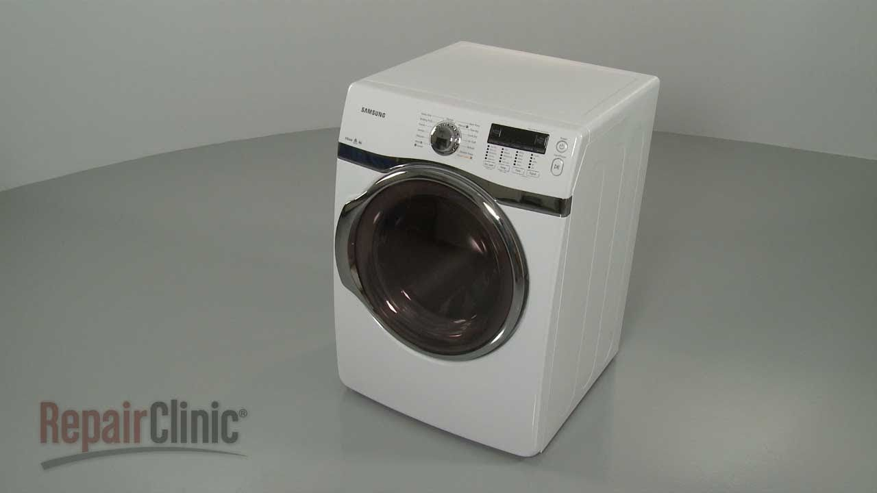 Samsung Electric Dryer Disassembly Dryer Repair Help Electric Dryers Samsung Electric Dryer Dryer Repair