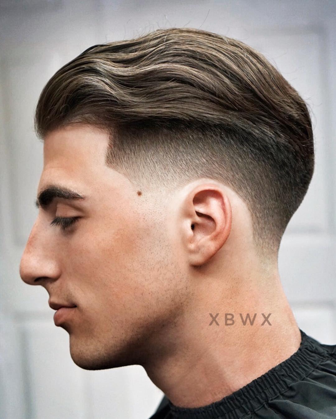 36+ Mens comb back haircut inspirations