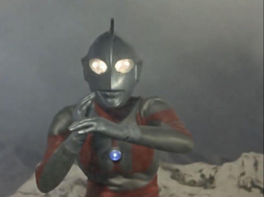 第30話 まぼろしの雪山 より 初代ウルトラマン まぼろし ヒーロー