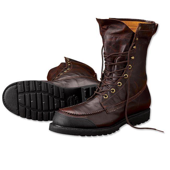 486f7a42f2b Just found this Kangaroo Leather Upland Boots - Orvis Kangaroo ...