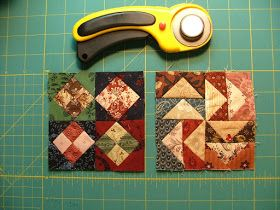 Quilt Crossing: Orphans and Scraps Sewing