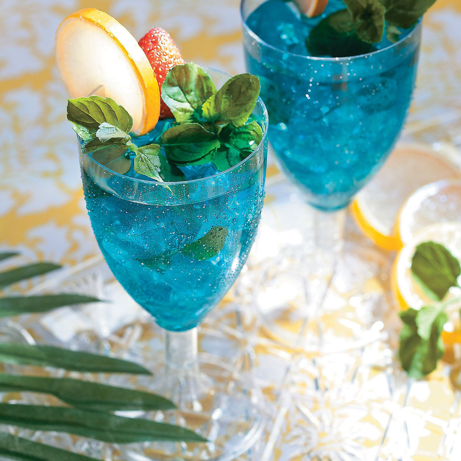 Our Exotic Blue Hawaiian Drink Recipe Is The Perfect Way