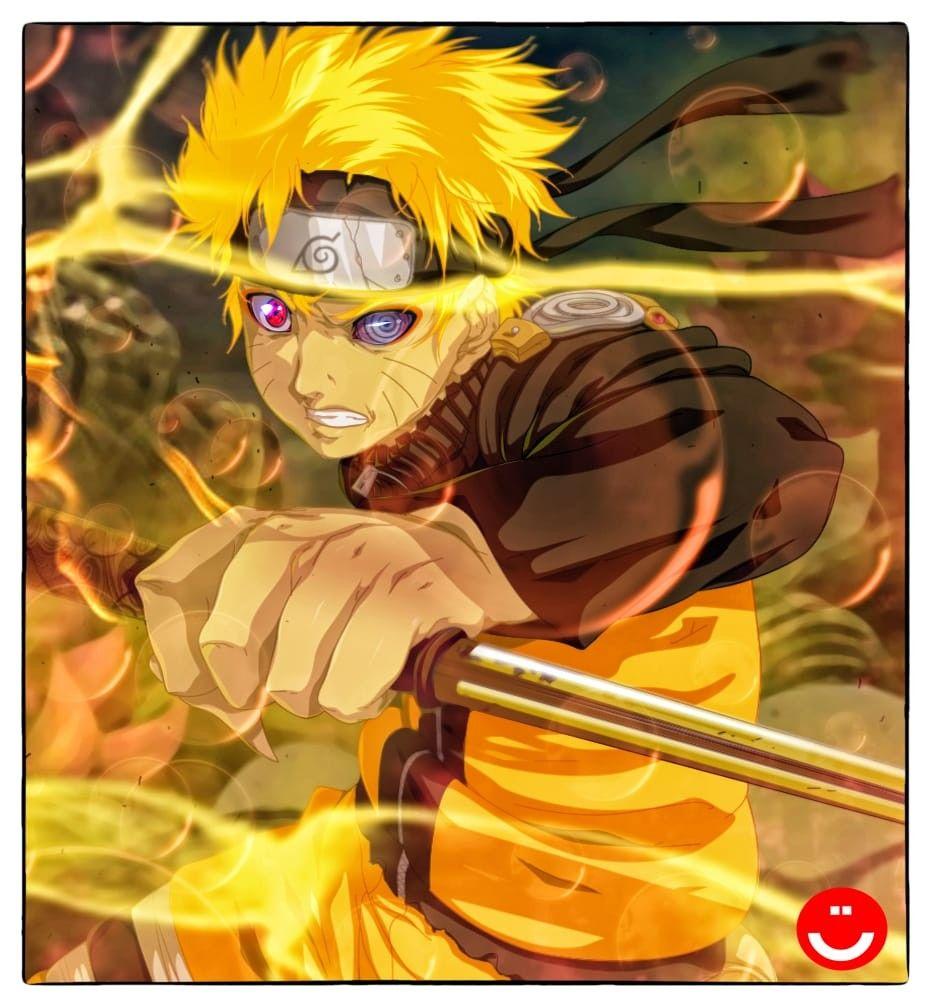 Pin de Kyubi Sarutobi em Naruto Naruto, Anime, Deviantart
