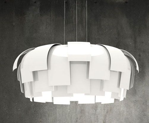 Wig fontana arte contemporary lighting lampadari arredamento