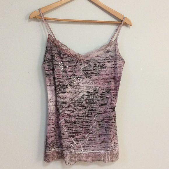 ☀️ burnout tank ☀️ Welcome to Thrift Happens, All items listed in my closet are previously worn, and in excellent condition. I ship same day or sometimes the day after. I am always logged on and here to answer any & all of your questions. I can take measurements if you are unsure of the sizes. I also accept most reasonable offers. Thank you for stopping in and please do not forget to follow & share.  @ThriftHappens  Maurices Tops