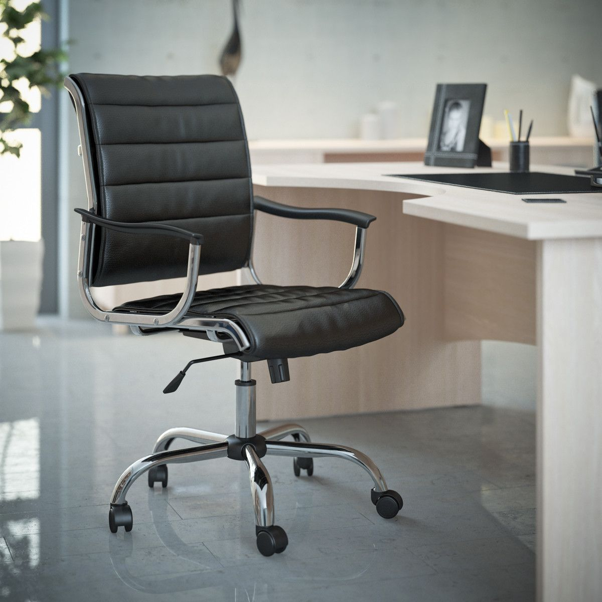 Office chair 994axns 3d model. 3ds max, Vray 3d max