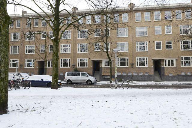 Appartementencomplex waar het appartement deel van uit maakt