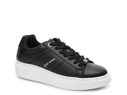 Women's G by GUESS Charly Sneaker - Black