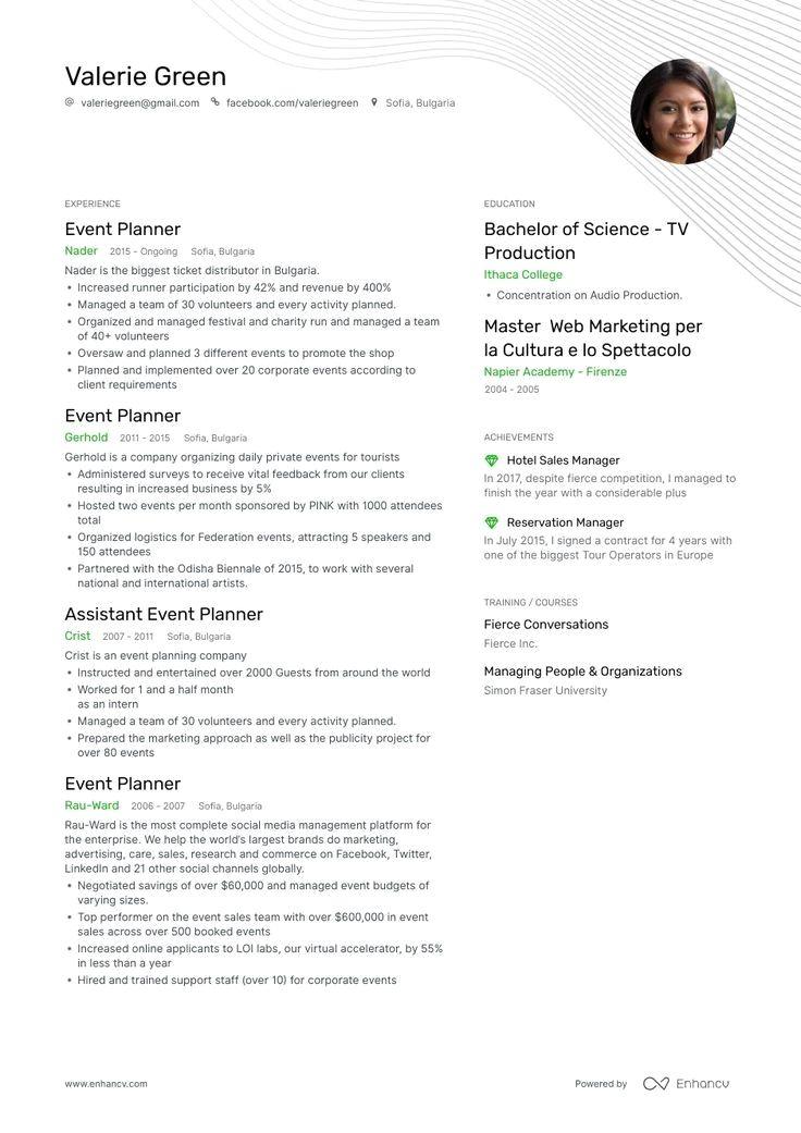 Minimalist resume templates to make your CV professional