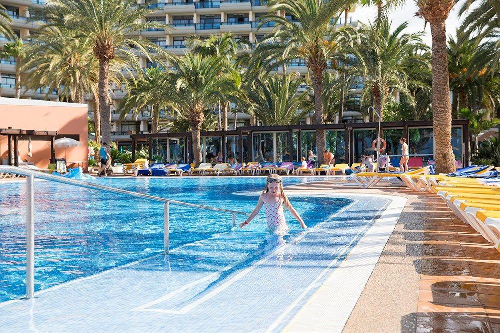 Family Life Orquidea Ssss Gran Canaria Spania Star Tour Tui Norge Spania Bilder Film