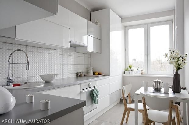Nowoczesna Biala Kuchnia Kitchen Design Cabinets And Countertops Kitchen